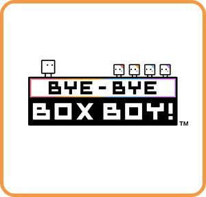 Cover for Bye-Bye BoxBoy!.
