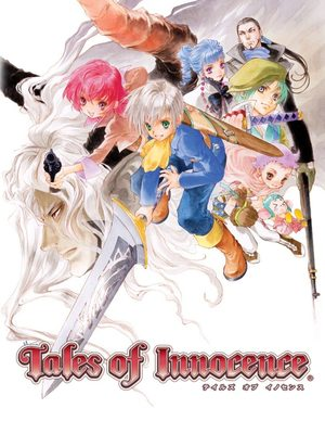Cover for Tales of Innocence.