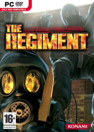 Cover for The Regiment.