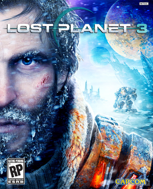 Cover for Lost Planet 3.