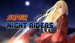 Cover for Super Night Riders.