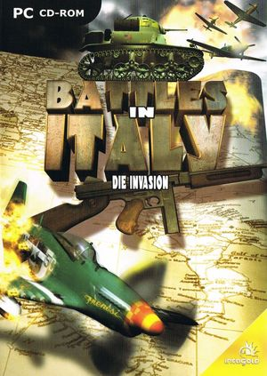 Cover for Decisive Battles of World War II: Battles in Italy.