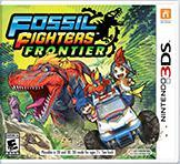 Cover for Fossil Fighters: Frontier.