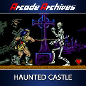 Cover for Haunted Castle.