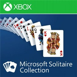 Cover for Microsoft Solitaire Collection.
