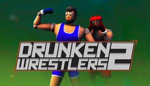 Cover for Drunken Wrestlers 2.