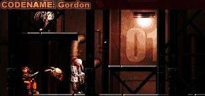 Cover for Codename: Gordon.