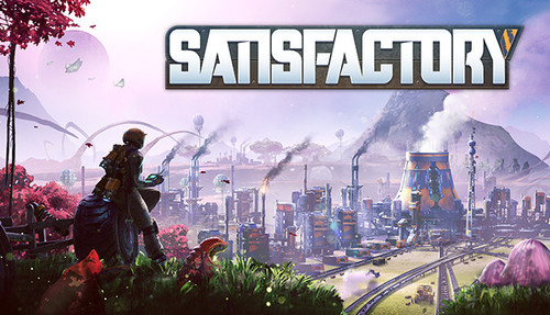 Cover for Satisfactory.