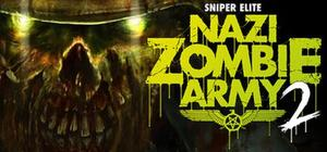 Cover for Sniper Elite: Nazi Zombie Army 2.