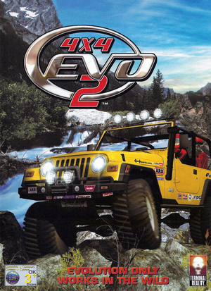 Cover for 4x4 EVO 2.