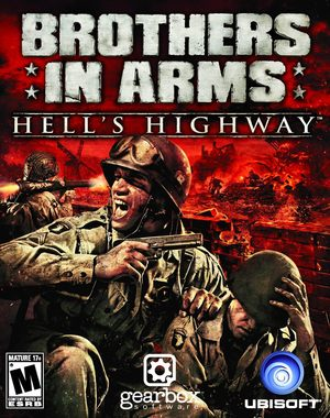 Cover for Brothers in Arms: Hell's Highway.