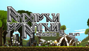 Cover for Regions of Ruin.