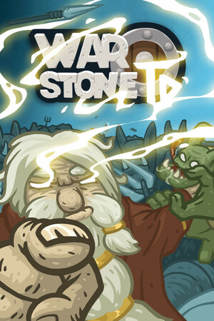 Cover for Warstone TD.