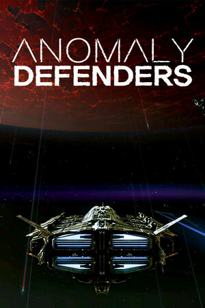Cover for Anomaly Defenders.