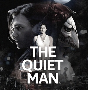 Cover for The Quiet Man.