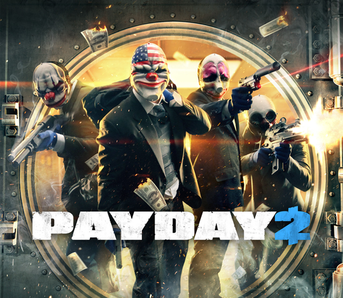 Cover for Payday 2.