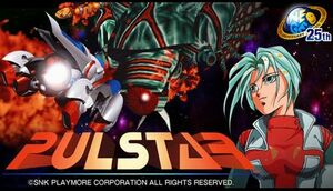 Cover for Pulstar.