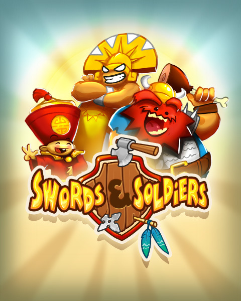 Cover for Swords & Soldiers.