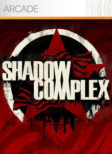 Cover for Shadow Complex.