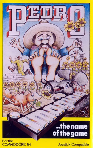 Cover for Pedro.