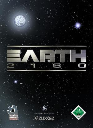 Cover for Earth 2160.