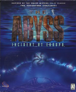 Cover for The Abyss: Incident at Europa .