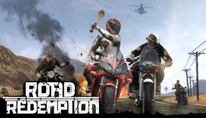 Cover for Road Redemption.