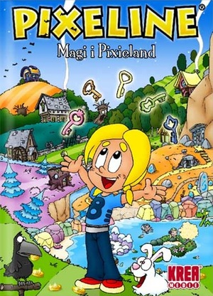 Cover for Pixeline: Magi i Pixieland.