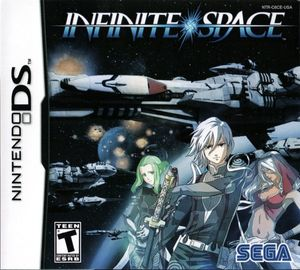 Cover for Infinite Space.