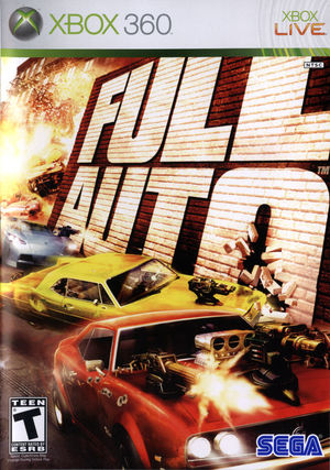 Cover for Full Auto.