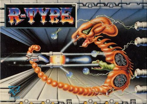 Cover for R-Type.