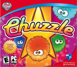 Cover for Chuzzle.