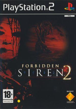 Cover for Forbidden Siren 2.