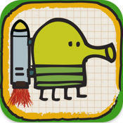 Cover for Doodle Jump.