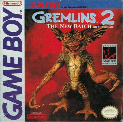 Cover for Gremlins 2: The New Batch.
