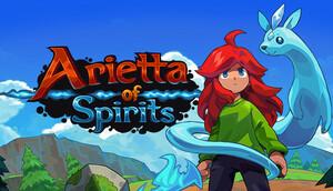 Cover for Arietta of Spirits.