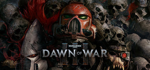 Cover for Warhammer 40,000: Dawn of War III.