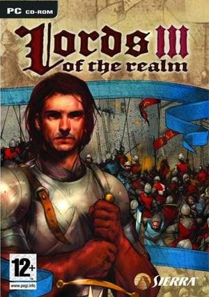 Cover for Lords of the Realm III.