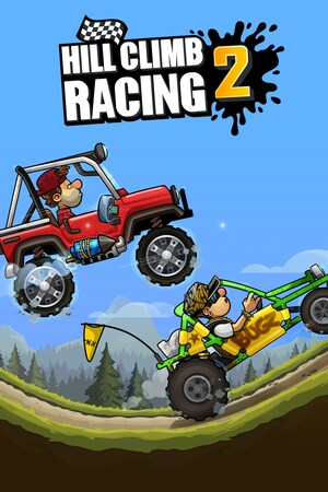 Cover for Hill Climb Racing 2.