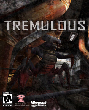 Cover for Tremulous.