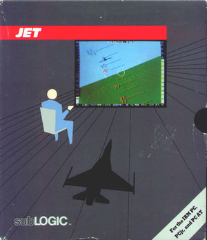 Cover for Jet.