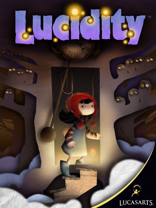 Cover for Lucidity.