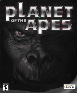 Cover for Planet of the Apes.