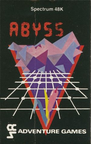 Cover for Abyss.