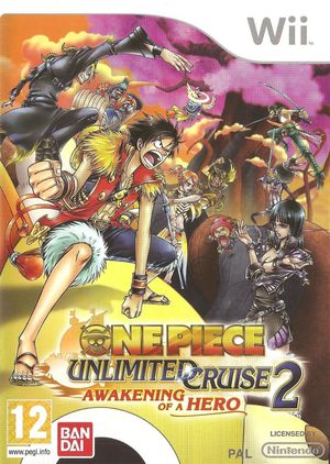 Cover for One Piece: Unlimited Cruise 2.
