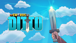 Cover for The Swords of Ditto.