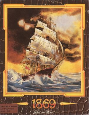 Cover for 1869.