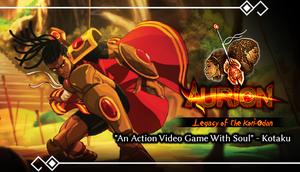 Cover for Aurion Legacy of Kori-Odan.