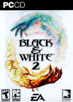Cover for Black & White 2.