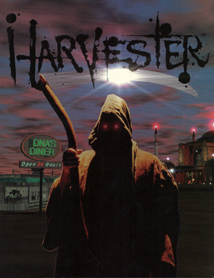 Cover for Harvester.